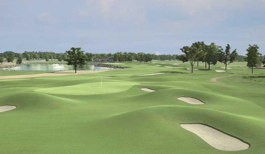 Honda Hills Golf Course